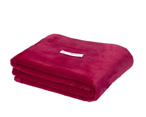 Mora одеяло SOFING (C14 Magenta)